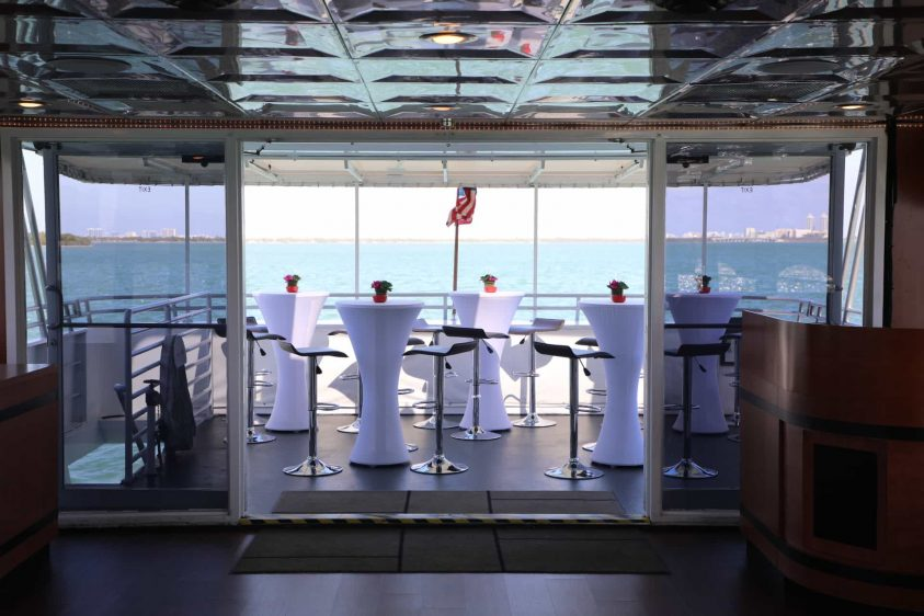 100' Miami Super Party Yacht Charter