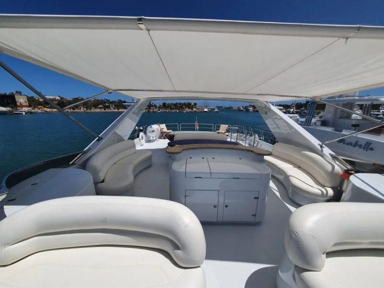 Cabo luxury yacht charter rental