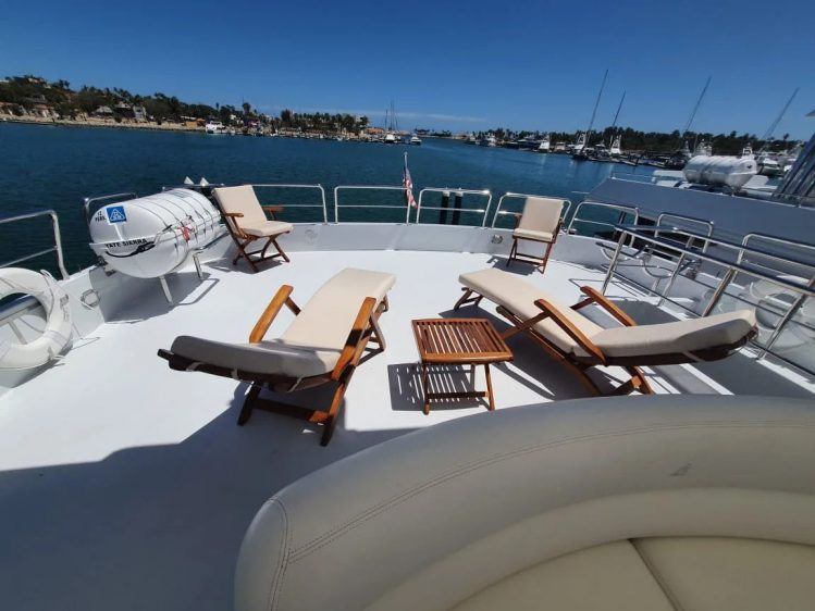 Cabo luxury boat charter rental