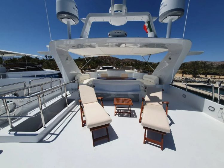 Cabo luxury boat charter rentals