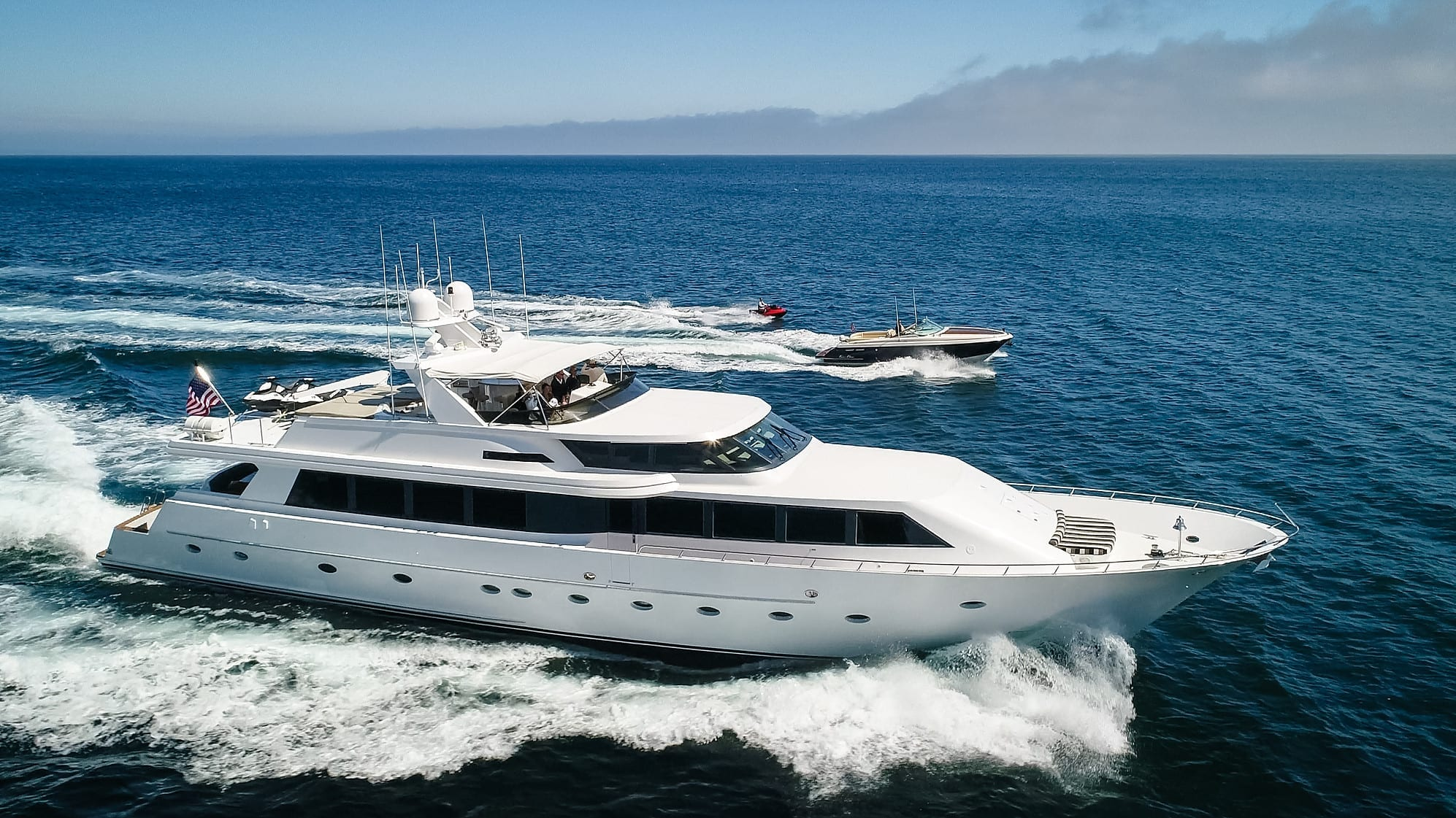 Overnight Private Yacht Rental