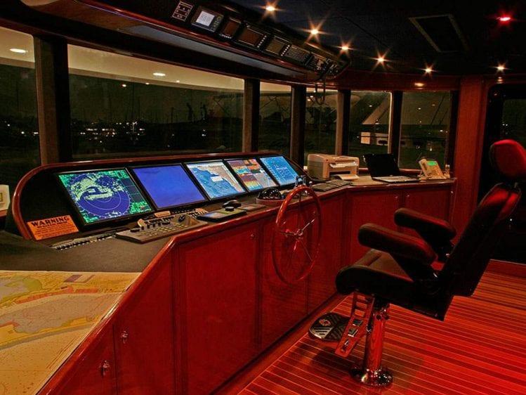145' Sun Coast Private High Class Yacht