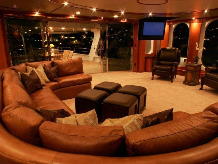 145' Sun Coast Executive Style Yachts