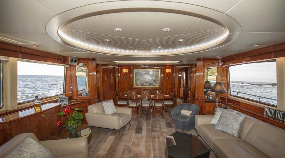 Newport Yacht Super Yacht Rental
