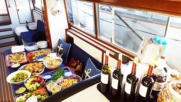 52' Sun Coastal Yacht charters