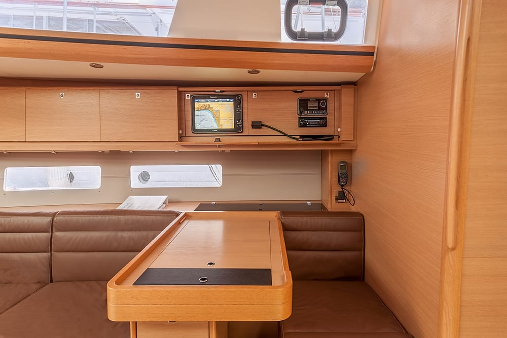 Luxury Sailboat Sailing Yacht 56 Dufour Luxury Liners