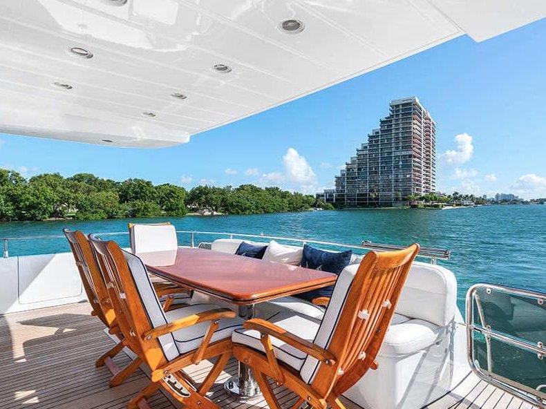 Boat Charter in Miami