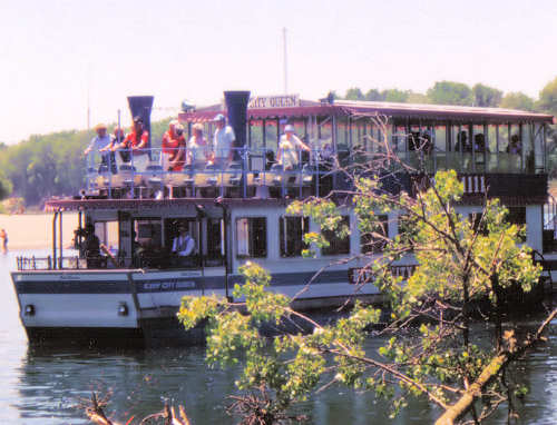 Sacramento Party Boat