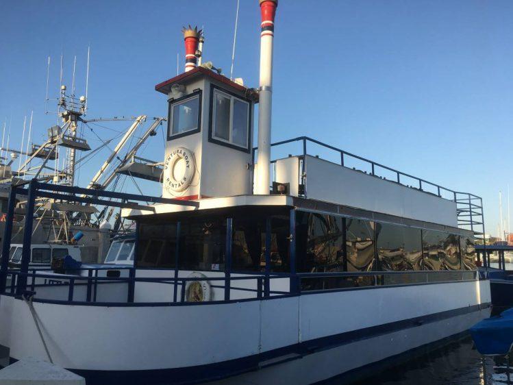 Luxury Party Boat in Long Beach