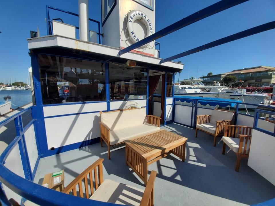 Party Boat in Long Beach