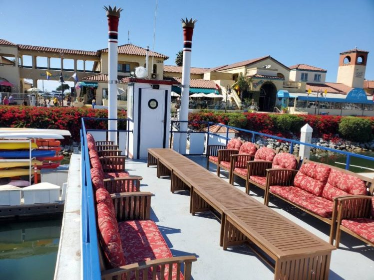 Luxury Party Boat Rentals in Long Beach
