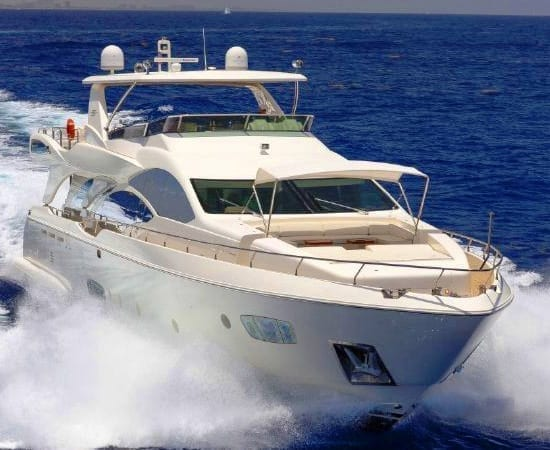 Cabo San Lucas Yacht Rentals 95' Azimut