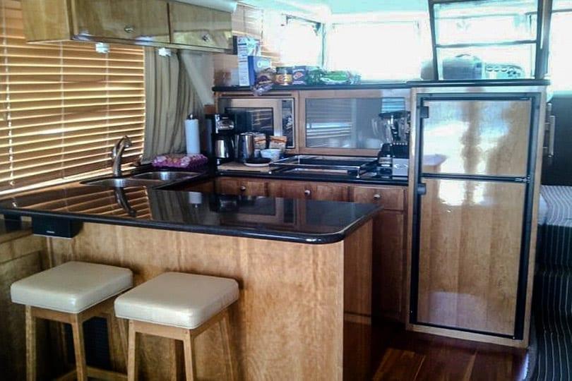 Cabo San Lucas Yacht Rentals 55' American Custom Galley
