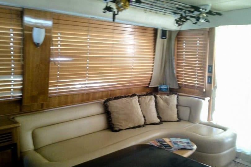 Cabo San Lucas Yacht Rentals 55' American Custom Salon