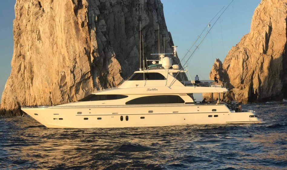 Cabo Yacht Charter Rental