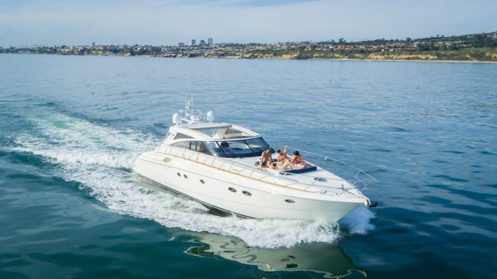 Newport Beach Yacht Charters 55 Vandutch Luxury Yacht Charter