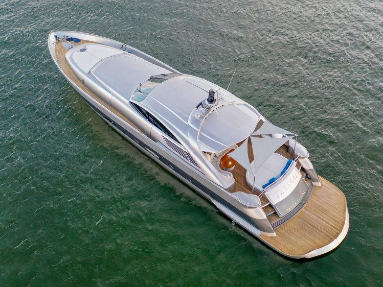 Luxury Yacht Charters Miami Beach