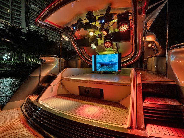 Overnight Boat Rental Near Miami Beach