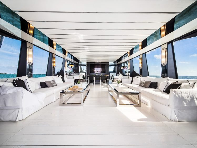 Party Yacht Charters Near Miami