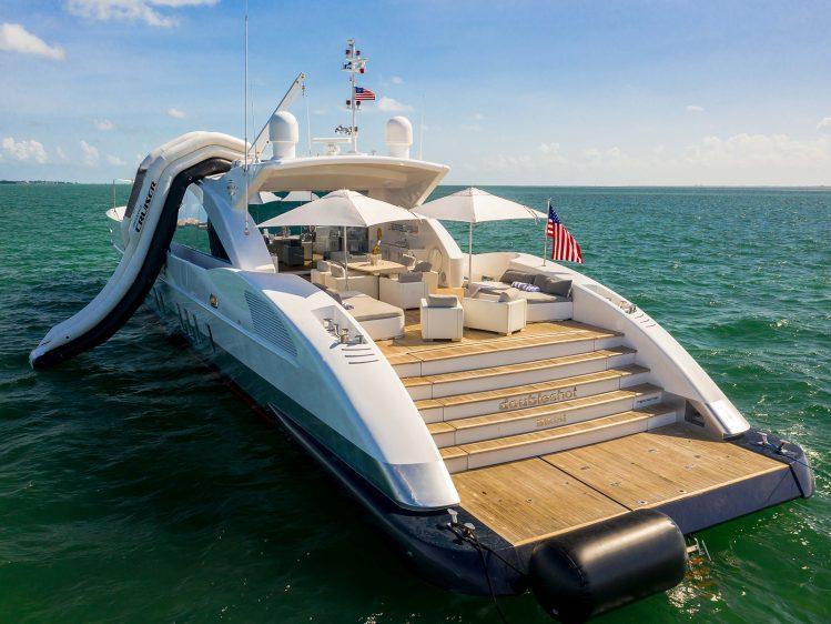Luxury Yacht Charters In Miami Beach