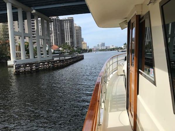 Entertainer-Navigating-the-Bridge