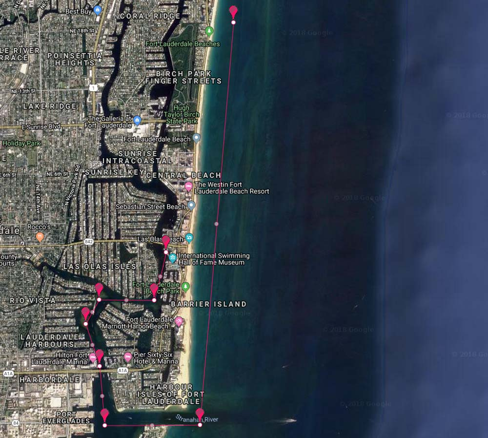 Fort Lauderdale Yacht Rentals Coastal Cruises