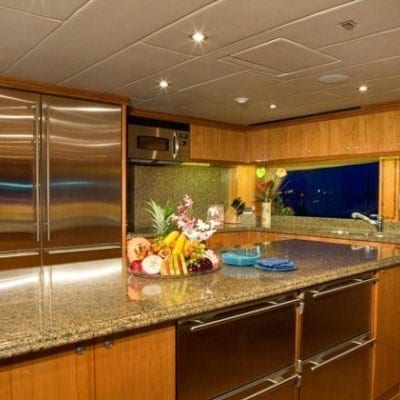Ft. Lauderdale Yacht Rentals 114' Hargrave Galley