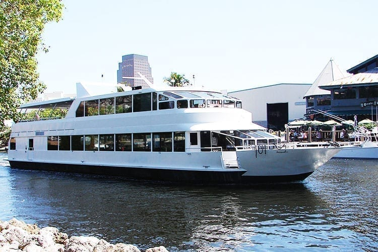 Ft. Lauderdale Yacht Rentals 115' Skipperliner