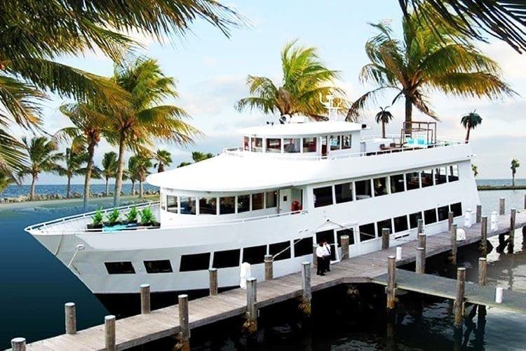 Ft. Lauderdale Yacht Rentals 120' Blount