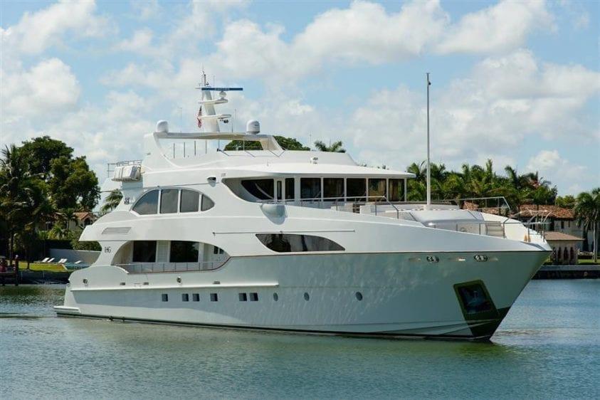 Ft. Lauderdale Yacht Rentals 127' IAG