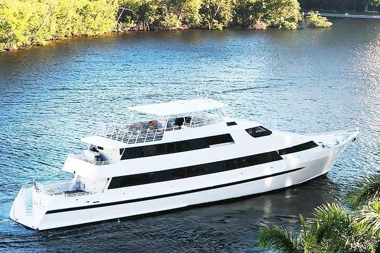 Private Yacht Rentals Fort Lauderdale 137' Swiftship