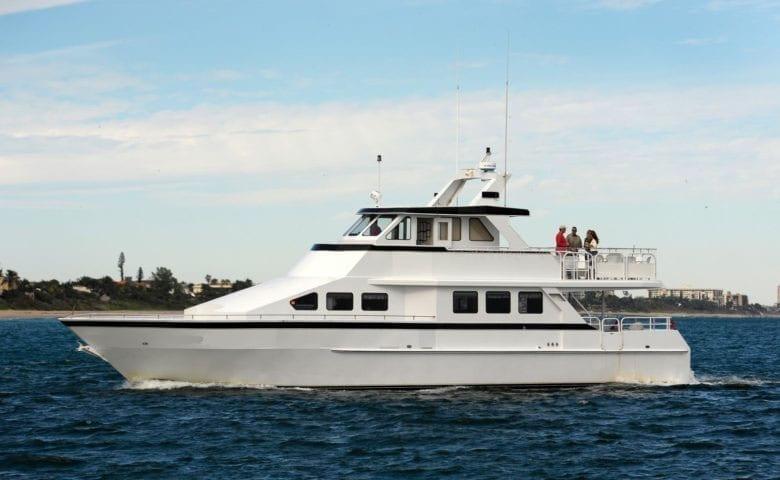 Ft. Lauderdale Yacht Rentals 72' Pelaez
