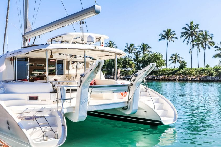 Hawaii Catamaran Yacht Rentals
