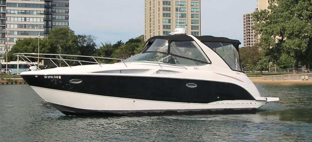 Hawaii Yacht Rentals 31' Bayliner Profile