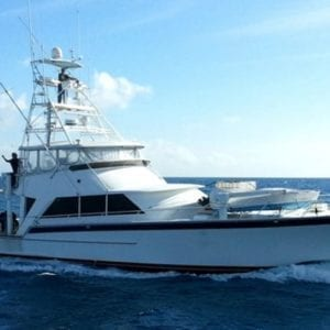 Hawaii Yacht Rentals 74' Striker