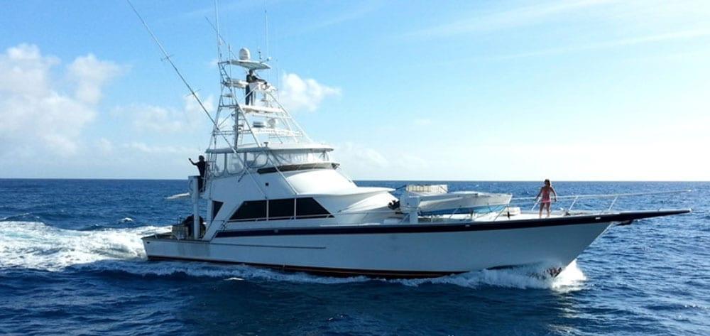 Hawaii luxury Rental 74' Striker