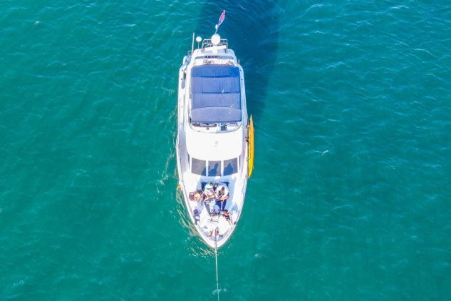 41′ Power Boat (MDR)
