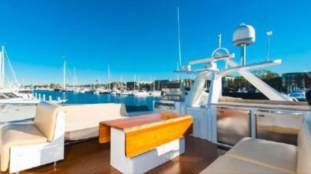 Yacht Rentals in Marina del Rey