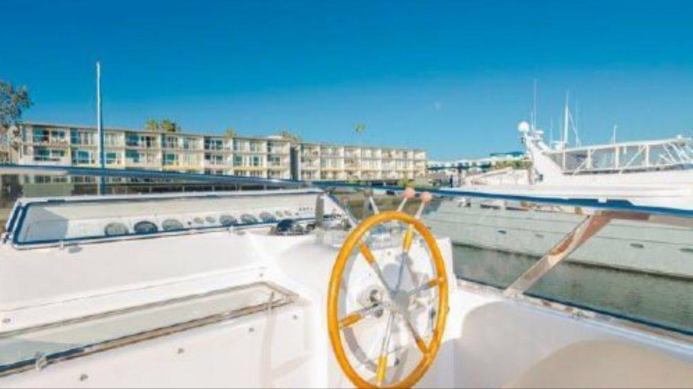 Yacht Rental in Marina del Rey