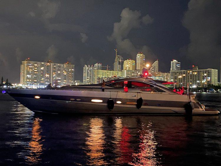 Overnight Boat Rentals Near Miami Beach