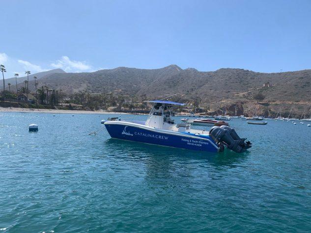 28′ Power Boat