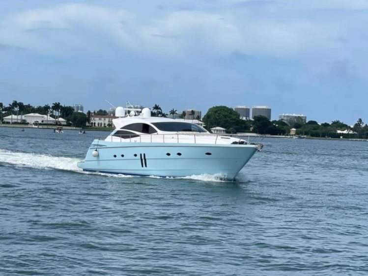 Luxury Boat Charters in Miami