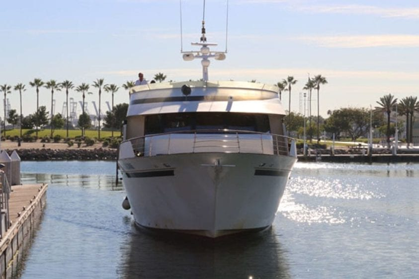 Long Beach Yacht Rentals 67' Westport