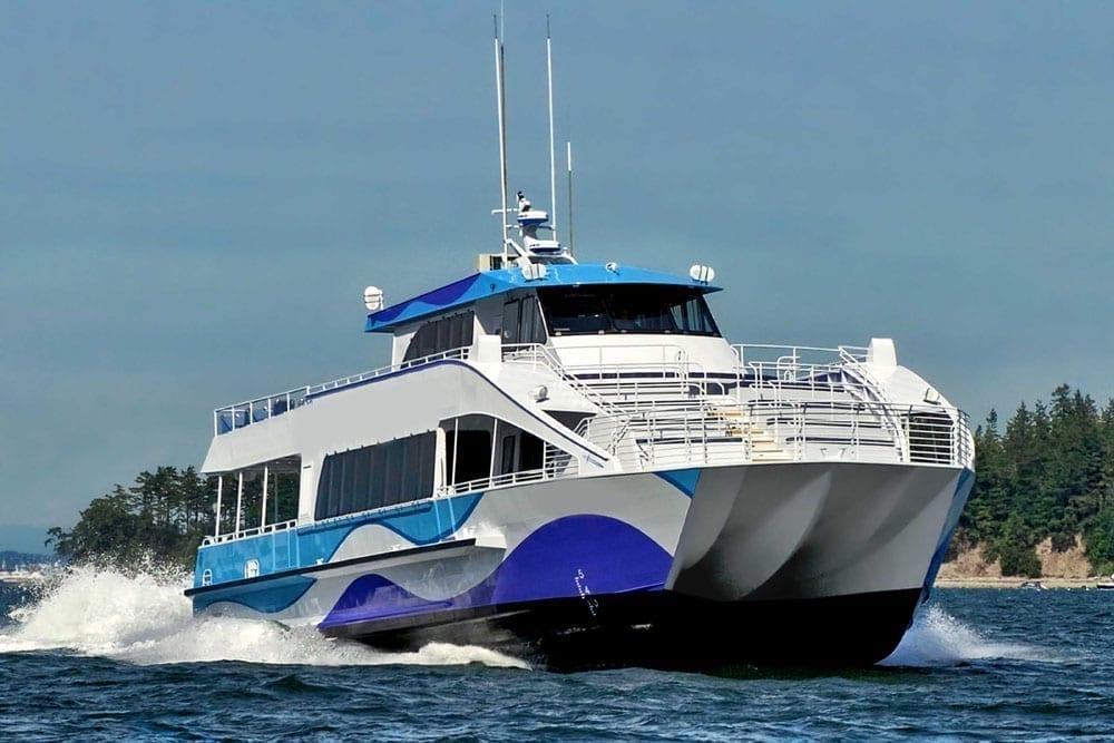 Long Beach Yacht charters 85' Marine