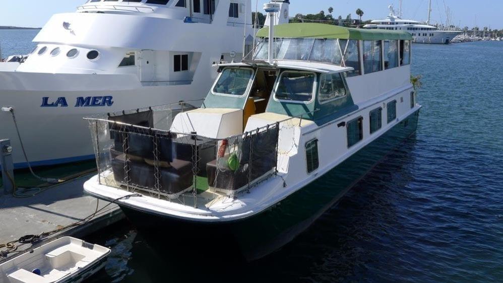 Los Angeles Yacht Rentals 57' LTD Profile