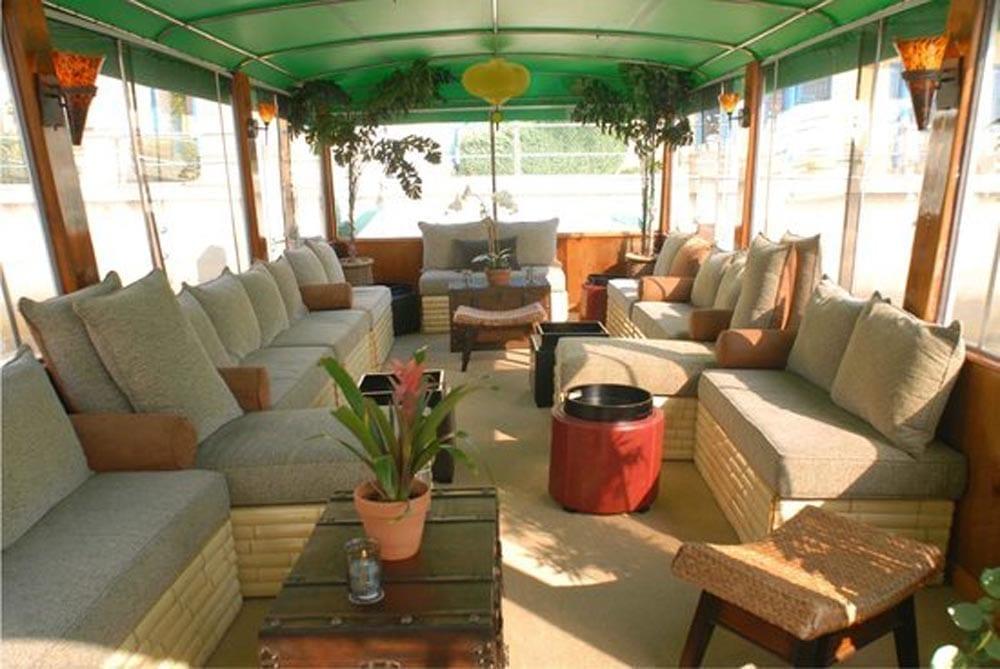 Marina del Rey party yacht rentals 57' LTD