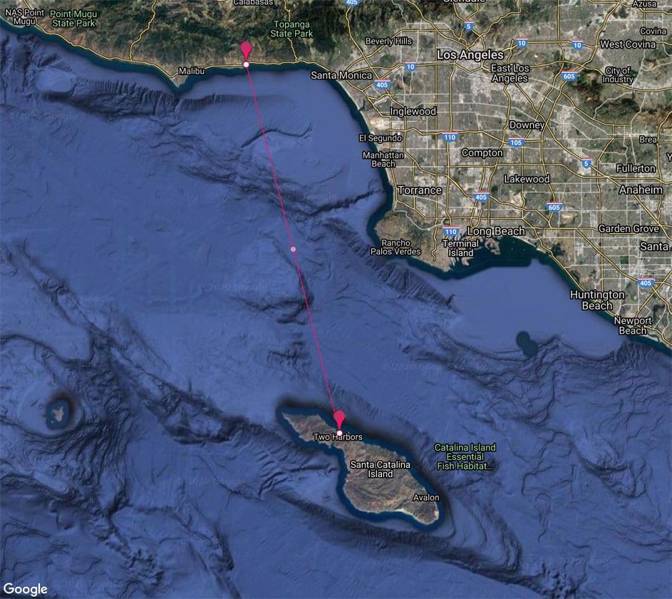 Malibu-Yacht-Charter-to-Two-Harbors-Catalina