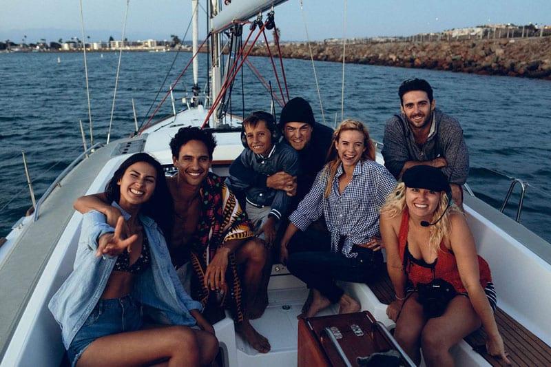 Marina-Del-Rey-Sailing-Harb