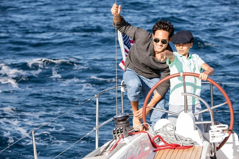 Marina-Del-Rey-Sailing-Yach