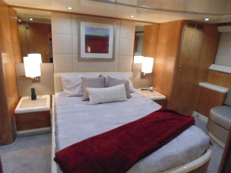 Marina Del Rey Yacht Rentals 100' Azimut VIP